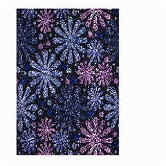 Pixel Pattern Colorful And Glittering Pixelated Large Garden Flag (two Sides) by Nexatart