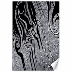 Abstract Swirling Pattern Background Wallpaper Canvas 20  X 30