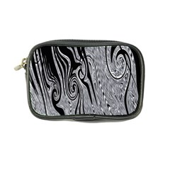 Abstract Swirling Pattern Background Wallpaper Coin Purse by Nexatart