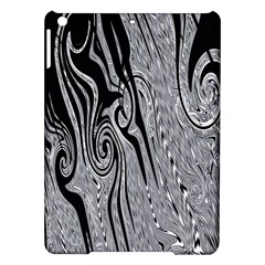 Abstract Swirling Pattern Background Wallpaper Ipad Air Hardshell Cases by Nexatart