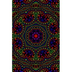 Rainbow Kaleidoscope 5 5  X 8 5  Notebooks