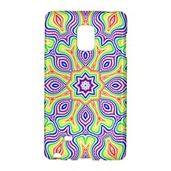 Rainbow Kaleidoscope Galaxy Note Edge