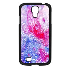 Glitter Pattern Background Samsung Galaxy S4 I9500/ I9505 Case (black) by Nexatart