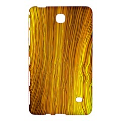 Light Doodle Pattern Background Wallpaper Samsung Galaxy Tab 4 (7 ) Hardshell Case  by Nexatart