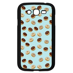 Donuts Pattern Samsung Galaxy Grand Duos I9082 Case (black) by Valentinaart