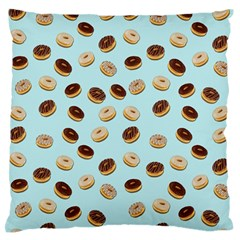 Donuts Pattern Standard Flano Cushion Case (one Side)