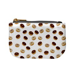 Donuts Pattern Mini Coin Purses by Valentinaart