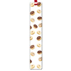 Donuts Pattern Large Book Marks by Valentinaart