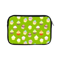 Cupcakes Pattern Apple Ipad Mini Zipper Cases by Valentinaart