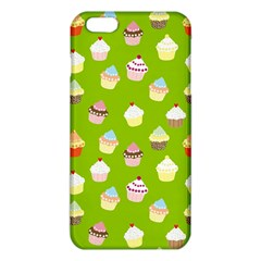 Cupcakes Pattern Iphone 6 Plus/6s Plus Tpu Case by Valentinaart