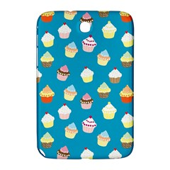 Cupcakes Pattern Samsung Galaxy Note 8 0 N5100 Hardshell Case