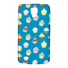 Cupcakes Pattern Galaxy S4 Active by Valentinaart