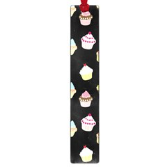 Cupcakes Pattern Large Book Marks by Valentinaart