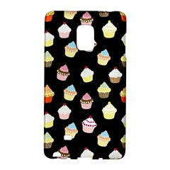 Cupcakes Pattern Galaxy Note Edge by Valentinaart