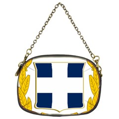 Greece National Emblem  Chain Purses (two Sides)  by abbeyz71