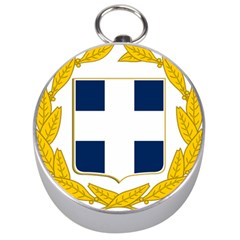 Greece National Emblem  Silver Compasses by abbeyz71