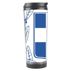 Greece National Emblem  Travel Tumbler by abbeyz71