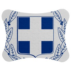 Greece National Emblem  Jigsaw Puzzle Photo Stand (bow) by abbeyz71