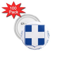 Greece National Emblem  1 75  Buttons (100 Pack)