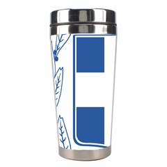Greece National Emblem  Stainless Steel Travel Tumblers by abbeyz71