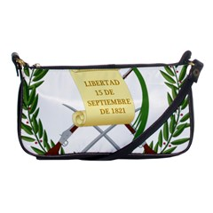 National Emblem Of Guatemala  Shoulder Clutch Bags by abbeyz71