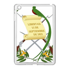 National Emblem Of Guatemala  Apple Ipad Mini Case (white) by abbeyz71