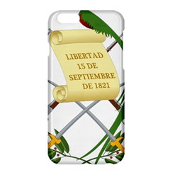 National Emblem Of Guatemala  Apple Iphone 6 Plus/6s Plus Hardshell Case by abbeyz71