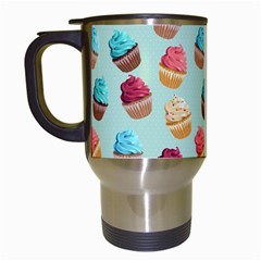 Cup Cakes Party Travel Mugs (white)