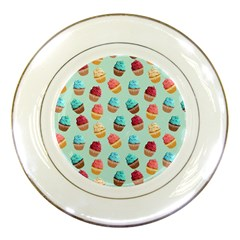 Cup Cakes Party Porcelain Plates