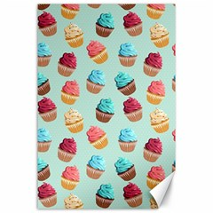 Cup Cakes Party Canvas 24  X 36