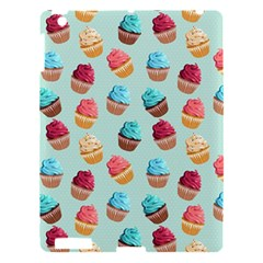 Cup Cakes Party Apple Ipad 3/4 Hardshell Case