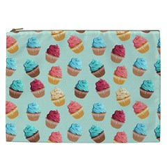 Cup Cakes Party Cosmetic Bag (xxl)  by tarastyle
