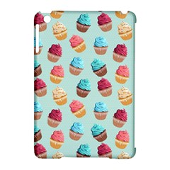 Cup Cakes Party Apple Ipad Mini Hardshell Case (compatible With Smart Cover)