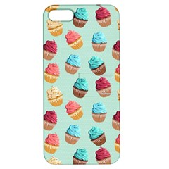 Cup Cakes Party Apple Iphone 5 Hardshell Case With Stand