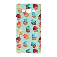 Cup Cakes Party Samsung Galaxy A5 Hardshell Case  by tarastyle
