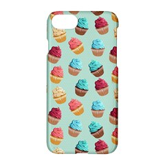 Cup Cakes Party Apple Iphone 7 Hardshell Case