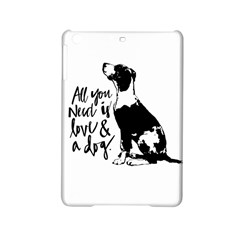 Dog Person Ipad Mini 2 Hardshell Cases by Valentinaart