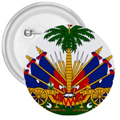 Coat Of Arms Of Haiti 3  Buttons