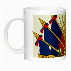 Coat Of Arms Of Haiti Night Luminous Mugs