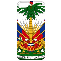 Coat Of Arms Of Haiti Apple Iphone 5 Classic Hardshell Case