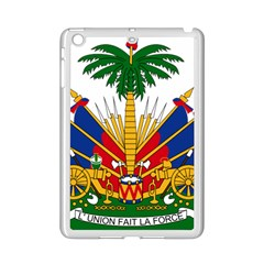 Coat Of Arms Of Haiti Ipad Mini 2 Enamel Coated Cases
