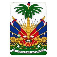Coat Of Arms Of Haiti Flap Covers (l)