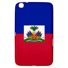 Flag Of Haiti  Samsung Galaxy Tab 3 (8 ) T3100 Hardshell Case  by abbeyz71