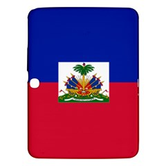 Flag Of Haiti  Samsung Galaxy Tab 3 (10 1 ) P5200 Hardshell Case  by abbeyz71
