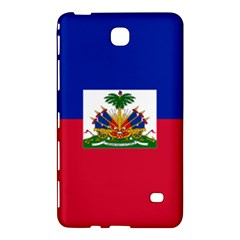 Flag Of Haiti  Samsung Galaxy Tab 4 (8 ) Hardshell Case  by abbeyz71