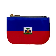 Flag Of Haiti Mini Coin Purses by abbeyz71