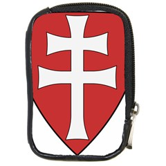 Coat Of Arms Of Apostolic Kingdom Of Hungary, 1172 1196 Compact Camera Cases by abbeyz71