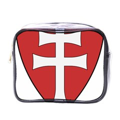 Coat Of Arms Of Apostolic Kingdom Of Hungary, 1172-1196 Mini Toiletries Bags by abbeyz71