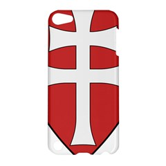 Coat Of Arms Of Apostolic Kingdom Of Hungary, 1172 1196 Apple Ipod Touch 5 Hardshell Case by abbeyz71