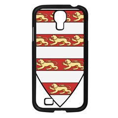 Hungarian Kings (1000 1301) & Seal Of King Emeric (1202) Samsung Galaxy S4 I9500/ I9505 Case (black) by abbeyz71